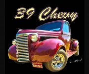 This is the 39 Chevy Pickup Truck VivaChas is Talking About in the post - Click the Pix to Shop for a Print ~;0)