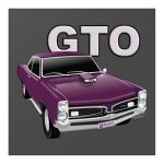 Pontiac GTO wall art print from VivaChas - Click the pix to shop for the size you want!